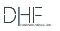DHF Präzisionsmechanik GmbH – CNC-Fräsen, CNC-Drehen, Laserschweissen, Laserbeschriften Logo